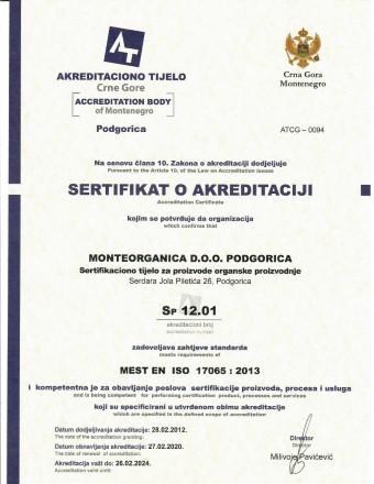 Sertifikatu-o-akreditaciji